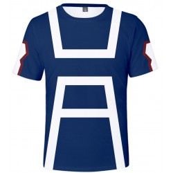 T Shirt UA my hero acaemia