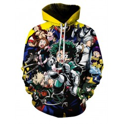 Sweat shirt My Hero Academia