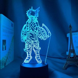 Lampe My Hero Academia Katsuki Bakugo