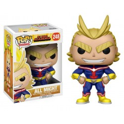 Figurine pop All Might