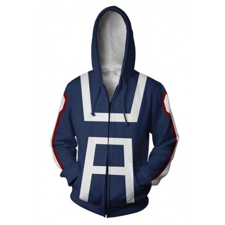 Sweatshirt uniforme Yuei