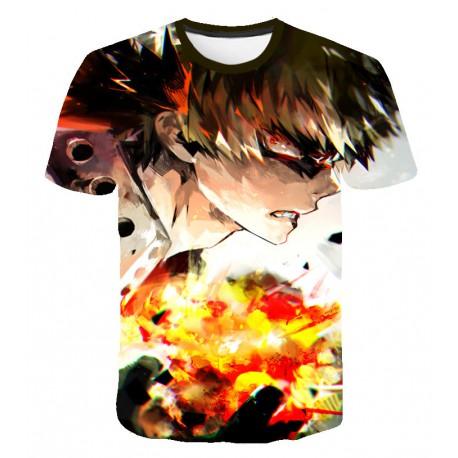 T Shirt Bakugou Katsuki