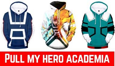 Pull my hero academia